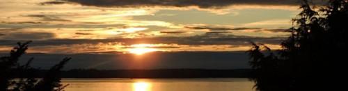 Slide sunrise