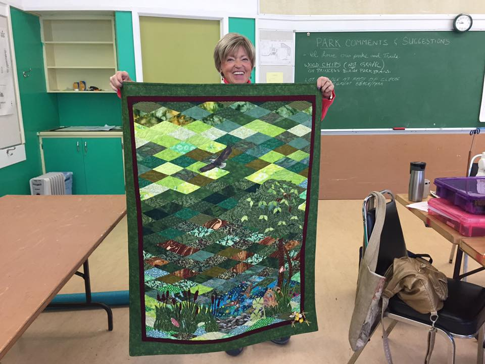 Saltair Quilters Group