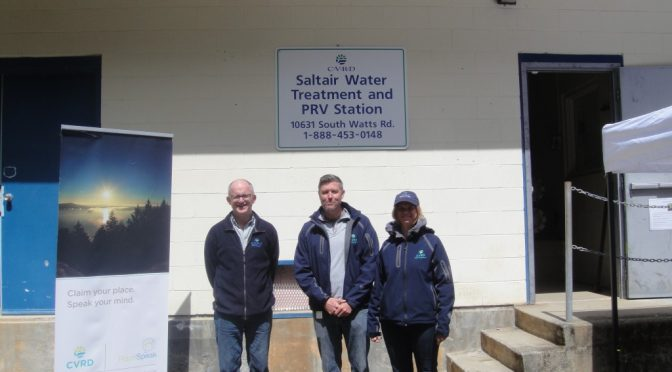 Saltair Water Treatment Public Meeting
