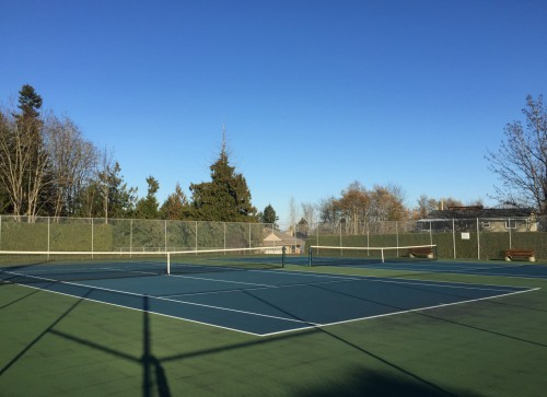 Play year-round Tennis at Centennial Park tennis courts