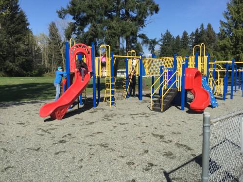 Centennial Park Playground
