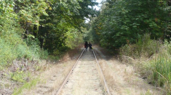 Have you heard of: Friends of Rails to Trails Vancouver Island?
