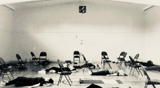 Summer Yoga Sessions at Saltair Community Centre