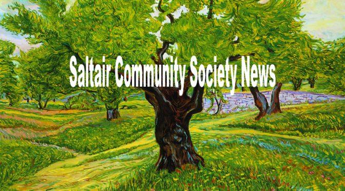 Saltair Community Society News