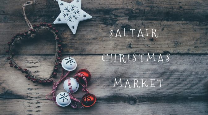 Save the Date! Saltair's First Ever Annual Christmas Craft Market