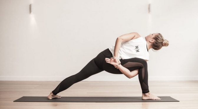 Hatha Yoga with Kate Wilton