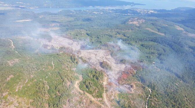 Mt Hayes WildFire  Update